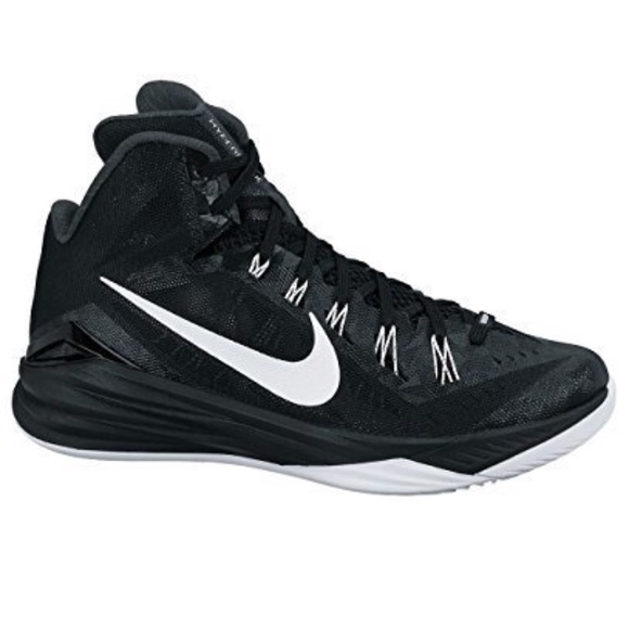 All Black Nike Athletic Shoes